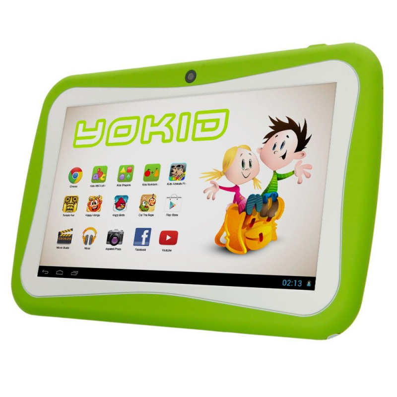 Tablette tactile enfant yokid 7 pouces quad core android 5 - Tablette tactile 7 pouce ...