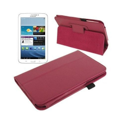 Housse protection Samsung Galaxy Tab 3 P3200 7 pouces Rose
