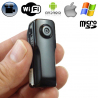 Mini camera espion WiFi android iPhone babycam vidéo Micro SD USB