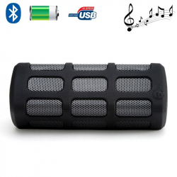 Enceinte portable Bluetooth kit mains libres batterie externe - www.yonis-shop.com