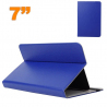 Housse universelle tablette 7 pouces support étui ajustable Bleu - www.yonis-shop.com