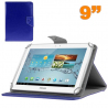 Housse universelle tablette 9 pouces support étui ajustable Bleu - www.yonis-shop.com