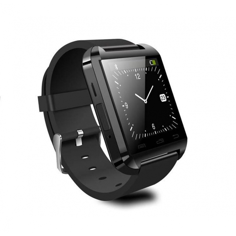 montre connect e smartwatch bluetooth android cran. Black Bedroom Furniture Sets. Home Design Ideas