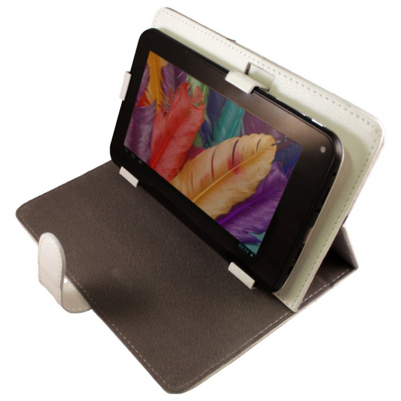 Housse universelle tablette tactile 7 pouces support tui for Housse tablette 7 pouces